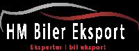 HM Biler Eksport Logo